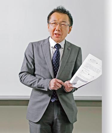 西手満昭先生