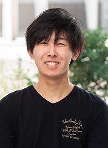 武田 拓斗さん